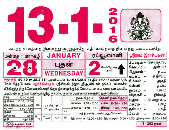 No 2 numerology in tamil picture 3